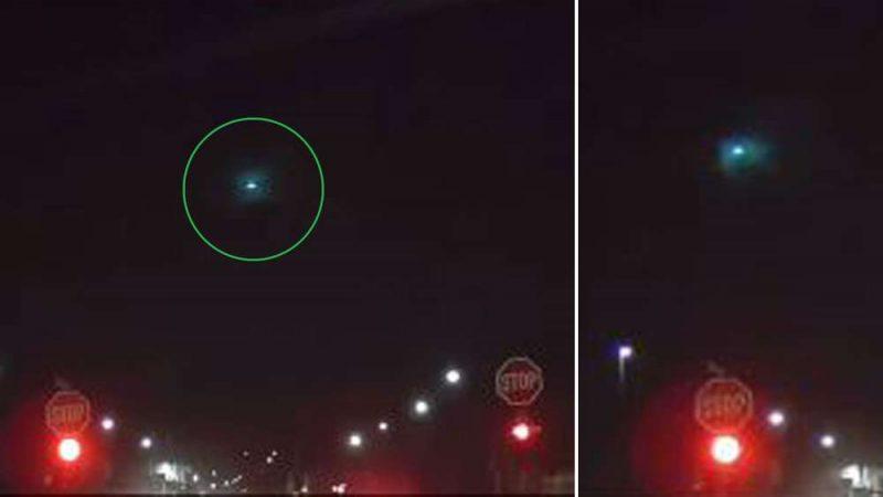 Новости: Яркий огненный шар пролетел над южной Германией (+видео)