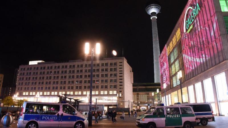 Общество: Александерплатц - самое опасное место в Берлине