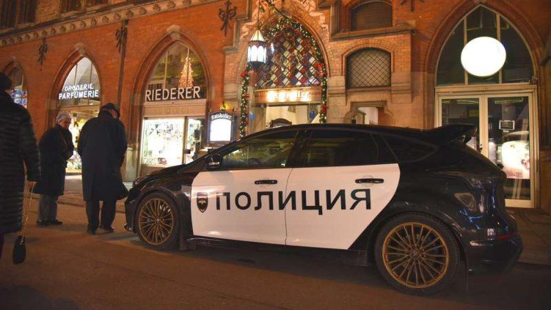 Происшествия: Что делает российская полиция в Мюнхене?