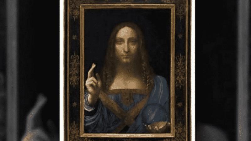 Культура: Леонардо да Винчи продали за $450 000 000
