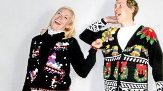 Самые прикольные рождественские свитера для праздника