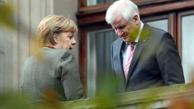 Политика: Немцы требуют перевыборов в случае краха ямайской коалиции