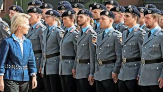 Военнослужащие бундесвера все чаще страдают от сексуального насилия