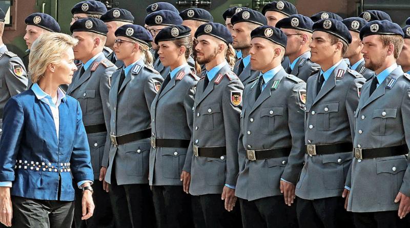 Общество: Военнослужащие бундесвера все чаще страдают от сексуального насилия