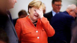 Меркель прокомментировала провал коалиции и сообщила, что останется у власти