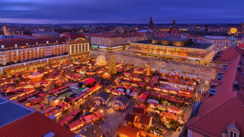 Досуг: 18 самых уютных рождественских рынков Германии