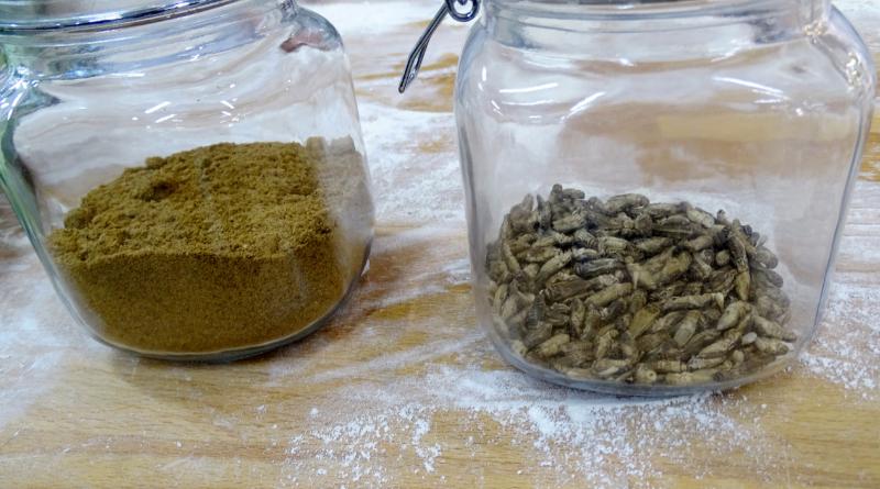 Отовсюду обо всем: Сверчки на завтрак: компания Fazer выпустила новый хлеб рис 2