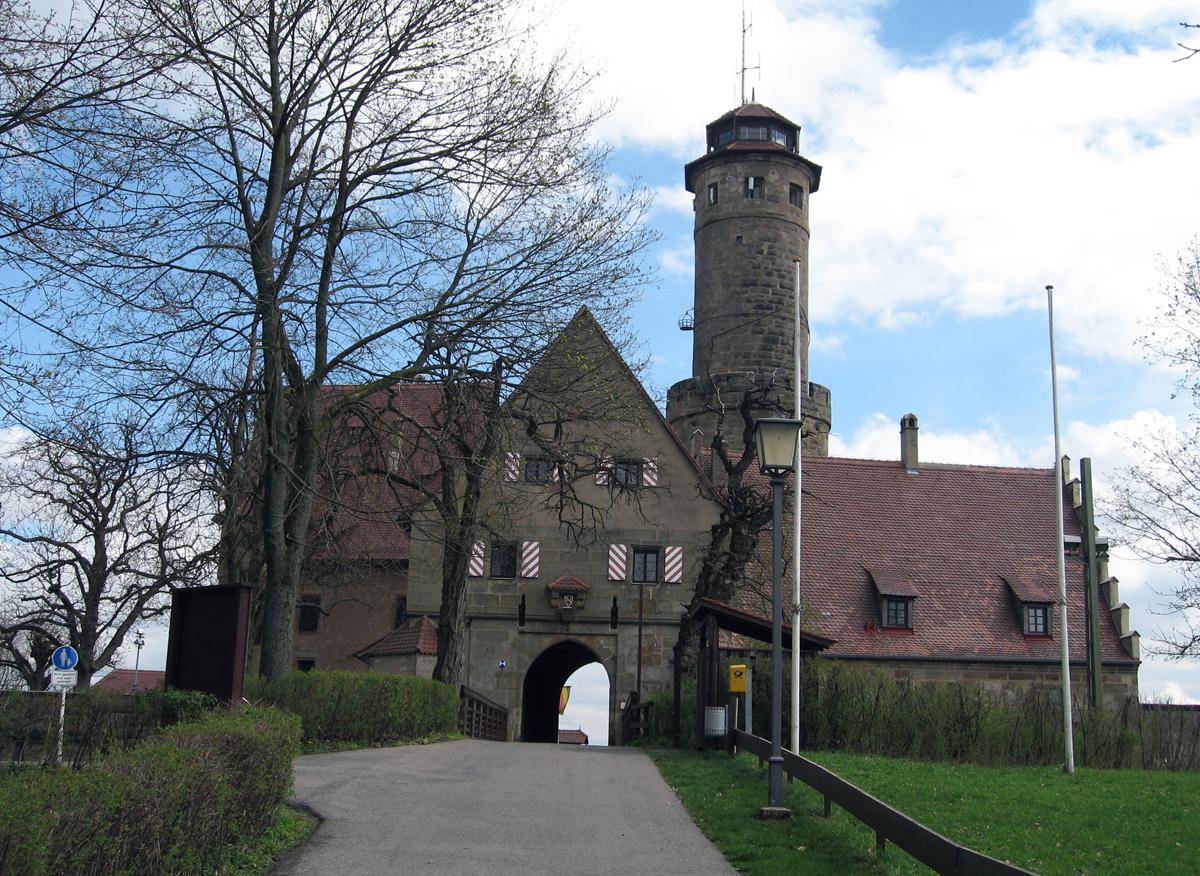 Галерея: Романтические города Германии: Бамберг рис 5