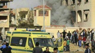 Теракт в Египте: 235 человек погибли