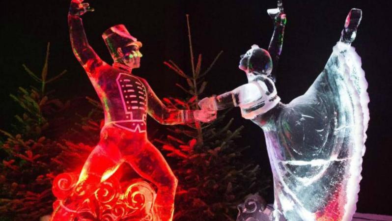 Досуг: Ледяной мир Дрездена: успейте посетить крупнейшую выставку мира