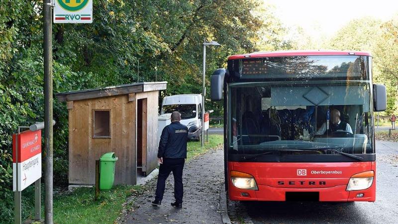 Происшествия: Пьяные беженцы довели водителя автобуса до нервного срыва