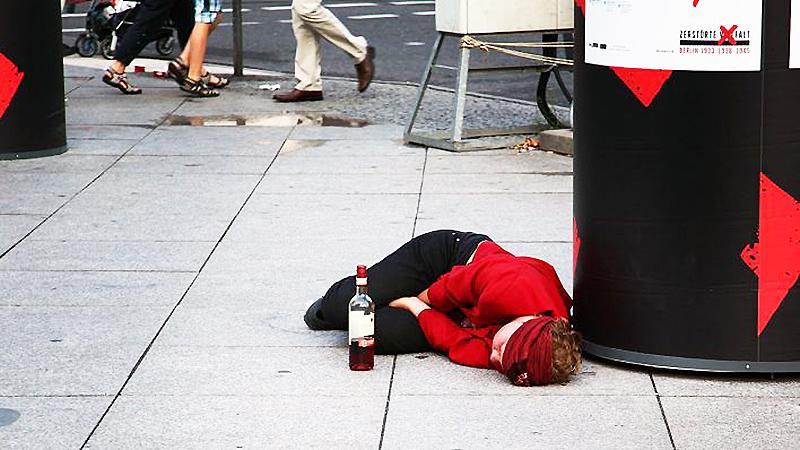 Здоровье: Отравление алкоголем: молодежь все чаще пьет «до последнего»