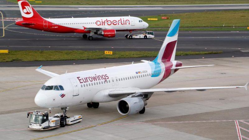 Общество: Сотрудники Eurowings предупреждают новых работников о плохих условиях труда