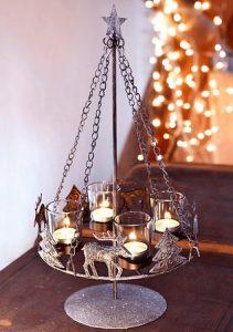 Досуг: Идеи красивого декора рождественского дома