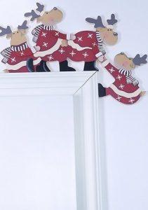 Досуг: Идеи красивого декора рождественского дома рис 6