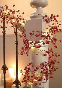 Досуг: Идеи красивого декора рождественского дома рис 9