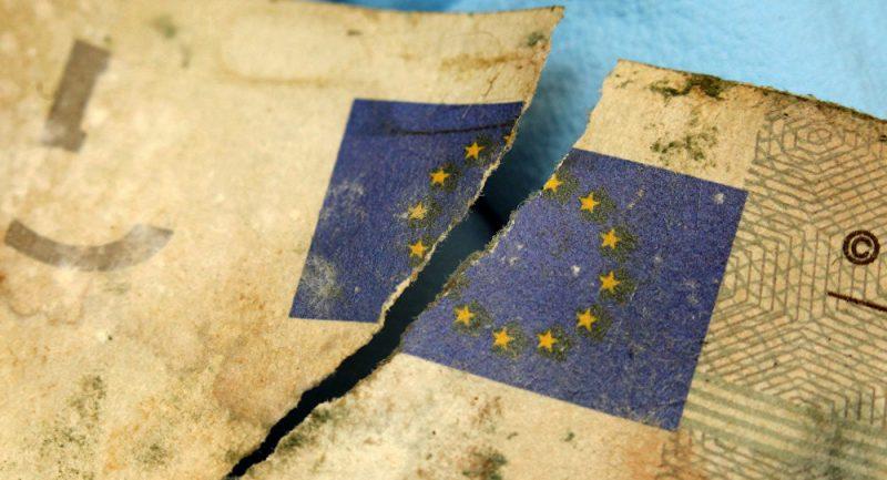 Политика: Начало конца: всплыл секретный документ о крахе ЕС