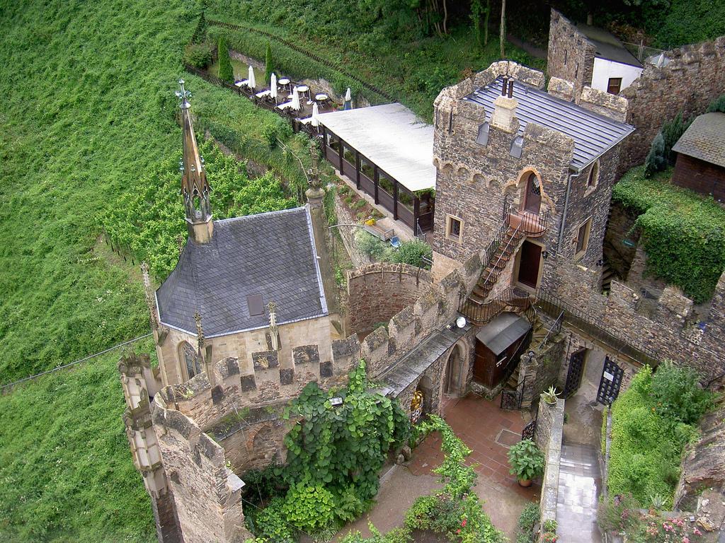 Галерея: Интересные места Германии: замок Рейнштайн рис 4