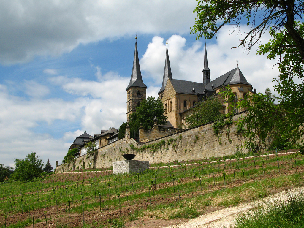 Галерея: Романтические города Германии: Бамберг рис 4