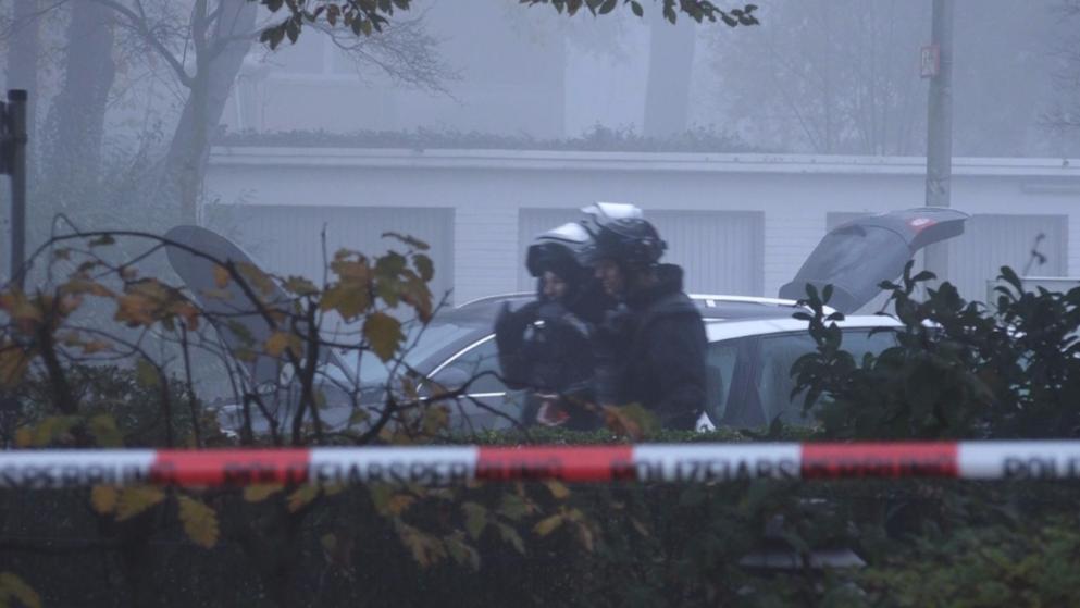 Происшествия: В Бремене в припаркованном автомобиле сработало взрывное устройство