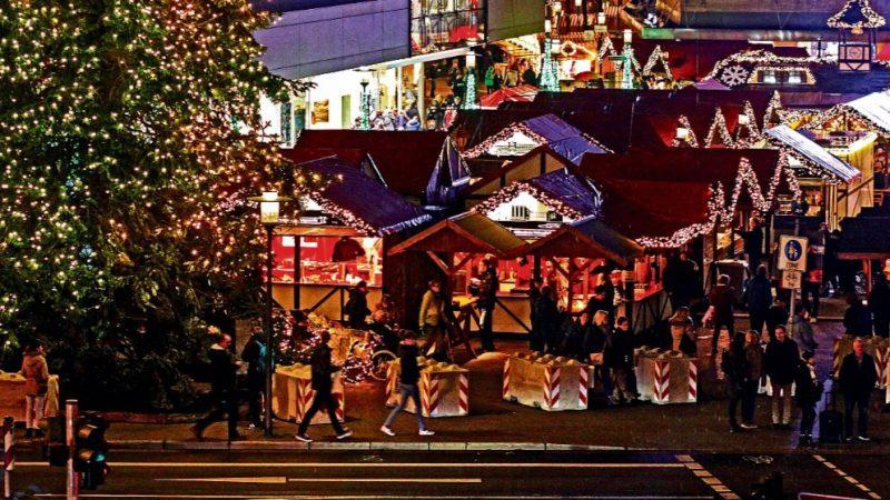 Общество: Насколько безопасно на рождественских ярмарках Германии