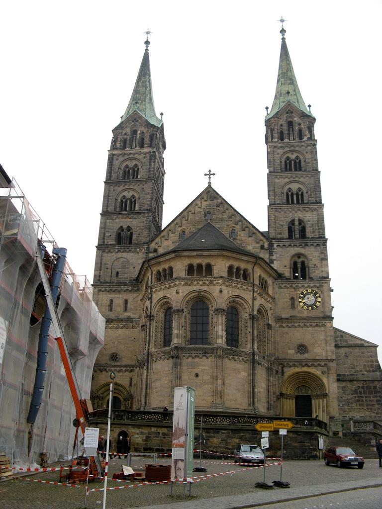 Галерея: Романтические города Германии: Бамберг рис 2