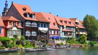 Романтические города Германии: Бамберг