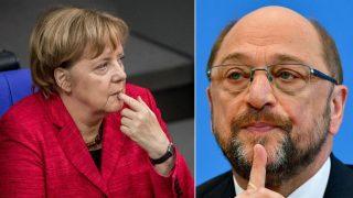 СДПГ готова к переговорам о создании большой коалиции