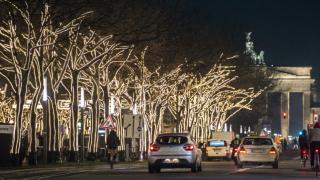 Бульвар Унтер-ден-Линден останется без рождественской подсветки