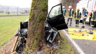 Бавария: на одном месте за 2017 год произошло три смертельных ДТП