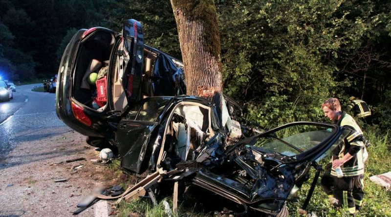Происшествия: Бавария: на одном месте за 2017 год произошло три смертельных ДТП рис 2