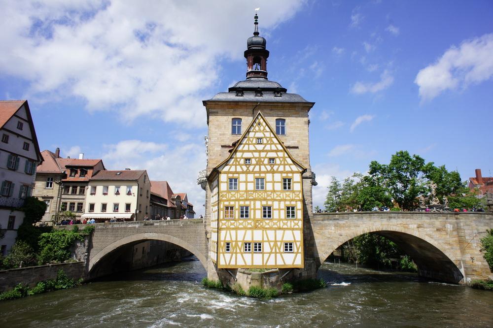 Галерея: Романтические города Германии: Бамберг рис 3