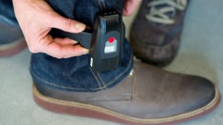В Германии пропал потенциально опасный террорист с электронным браслетом