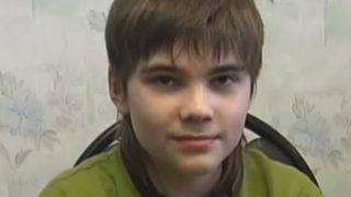 Бориска Киприянович — русский мальчик из Марса