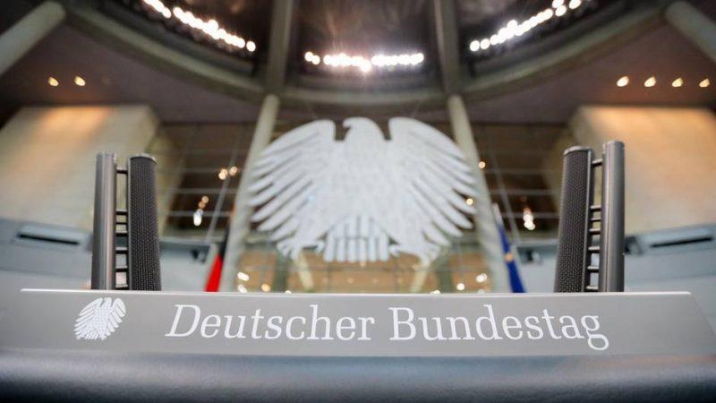 Политика: Бундестаг укрепил свое право контролировать правительство