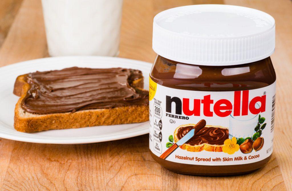 Новости: В составе Nutella произошли тайные изменения