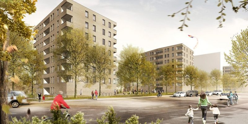 Деньги: Объем социального жилья в Берлине сокращается