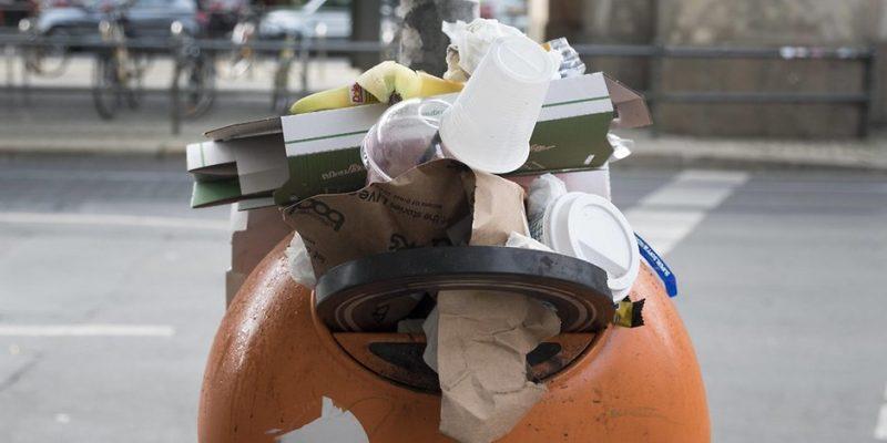 Новости: На улицах Берлина появится мусорная полиция