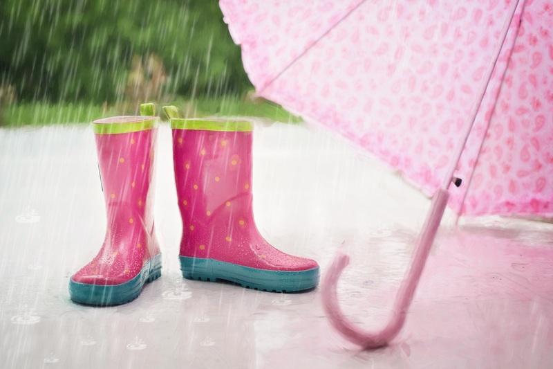 Погода: В выходные будет тепло до +18°С, но дождливо