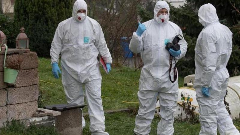 Происшествия: Полиция арестовала двух арабов подозреваемых в пытках и поджоге в Гессене