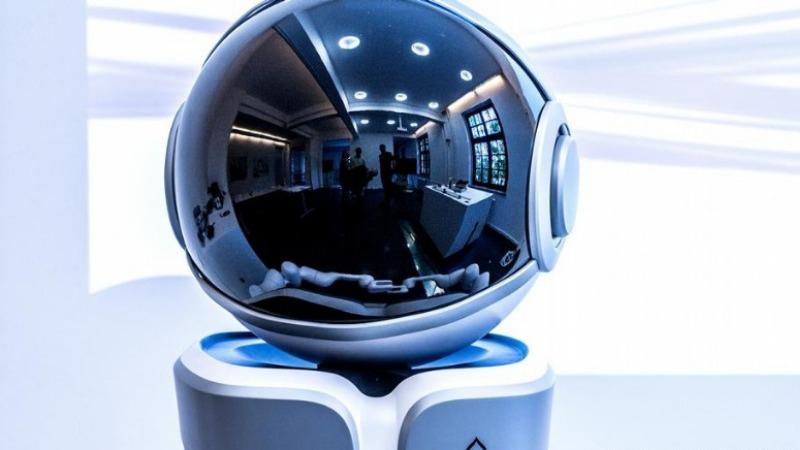 Общество: Немецкое будущее: удивительный робот Panda