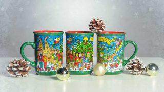 Рождественская ярмарка: можно ли взять чашку из-под глинтвейна в качестве сувенира?