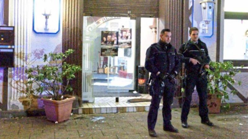 Происшествия: В Эссене арабская мафия штурмом взяла кафе