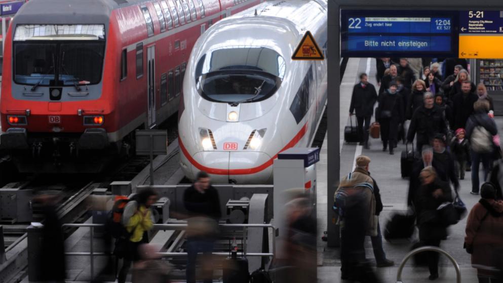 Деньги: Еврокомиссия хочет отменить компенсации пассажирам за опоздание поездов