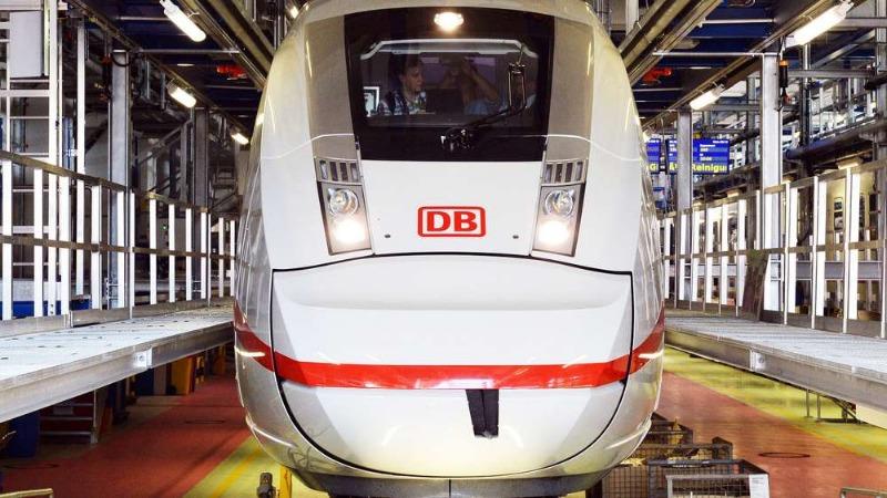 Общество: Deutsche Bahn готовит много изменений в новом году