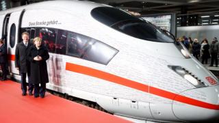 Авария на открытии скоростного маршрута Мюнхен-Берлин