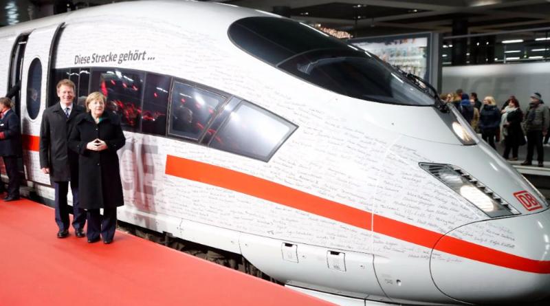 Происшествия: Авария на открытии скоростного маршрута Мюнхен-Берлин