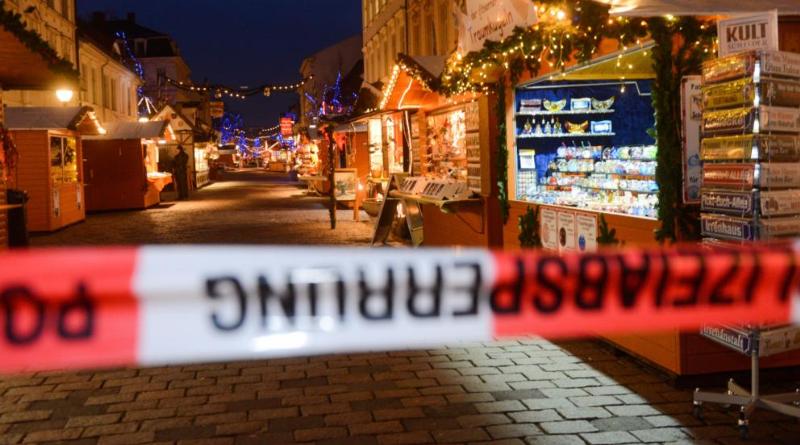 Происшествия: Угроза взрыва на рождественской ярмарке в Потсдаме: найден подозрительный пакет