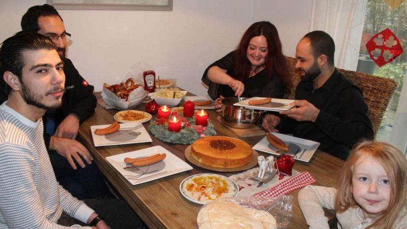 Общество: Баварско-сирийское Рождество
