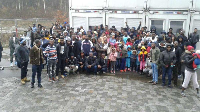 Общество: В Баварии беженцы объявили голодовку